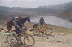 Nor Yauyos  explore bike trip