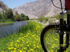 Colca Majes Camana bike explore tour
