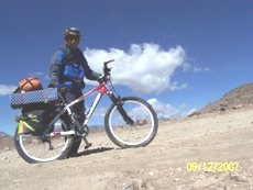 Cicloturismo Peru cycling expeditions