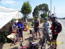Cicloturismo Peru cycling tours